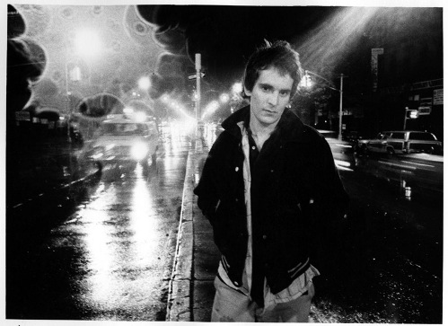 Alex Chilton NYC 1977